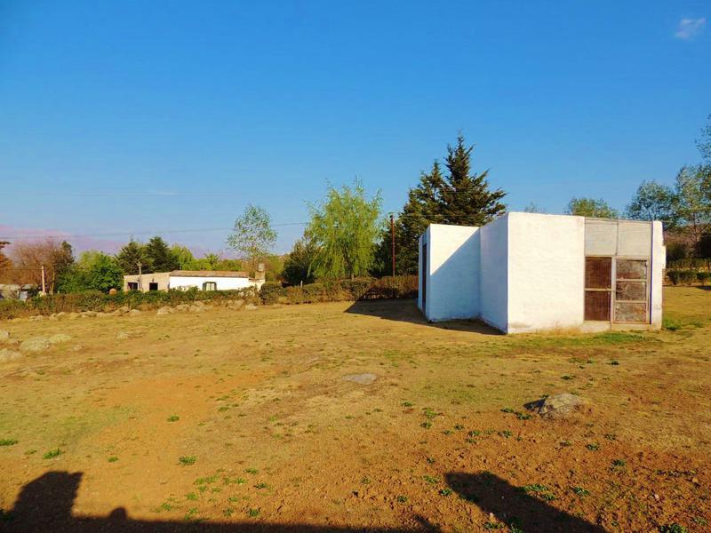 Foto Casa en Venta en  Tafi Del Valle ,  Tucumán  En obra y galpón. Zona: La Ovejería