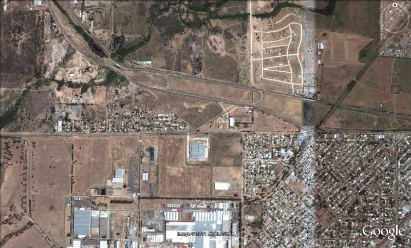 Foto Terreno en Venta en  Santa Isabel,  Cordoba  Av. Circunvalación sur 10