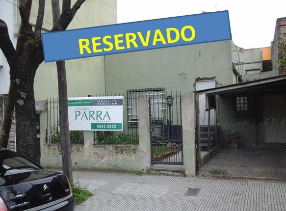 Foto Terreno en Venta en  Saavedra ,  Capital Federal  ruiz huidobro al 4400