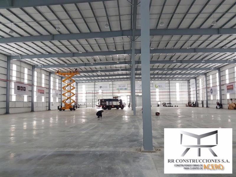 Foto Depósito en Alquiler | Venta en  Los Cardales,  Exaltacion De La Cruz  Parque Industrial Ruta 6 - Lote 16 Nave 6A