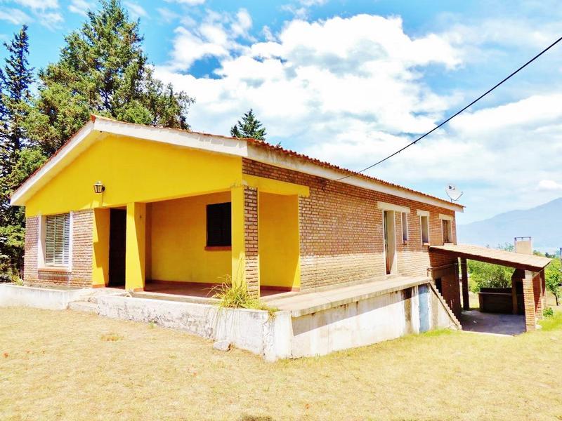 Foto Casa en Venta en  Tafi Del Valle ,  Tucumán  La Quebradita. Zona: La Villa, con escritura