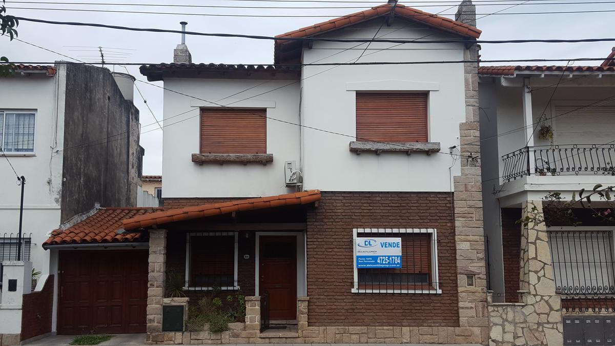 Foto Casa en Venta en  Beccar,  San Isidro  Lonardi al 400