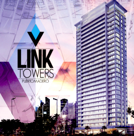 Foto Departamento en Venta en  Puerto Madero,  Centro  Link Towers