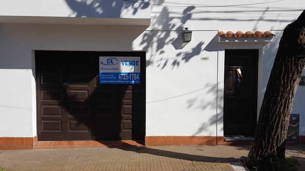 Foto PH en Venta en  San Fernando ,  G.B.A. Zona Norte  Henry Dunant al 1400