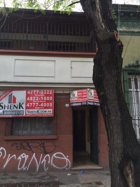 Foto PH en Venta en  Villa Crespo ,  Capital Federal  SERRANO 1144 DPTO  2