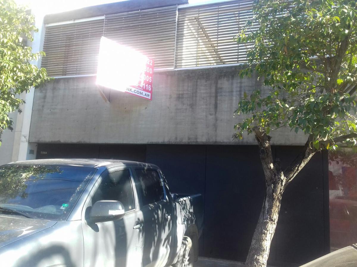 Foto Depósito en Venta en  Palermo ,  Capital Federal  Cabrera al 5900
