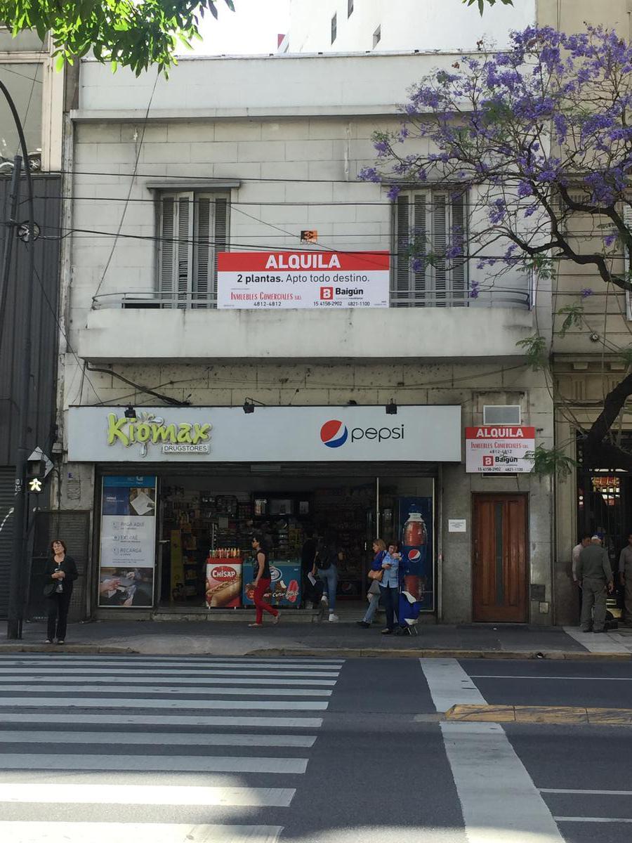 Foto Local en Alquiler en  Recoleta ,  Capital Federal  AV CORDOBA Y AV PUEYRREDON