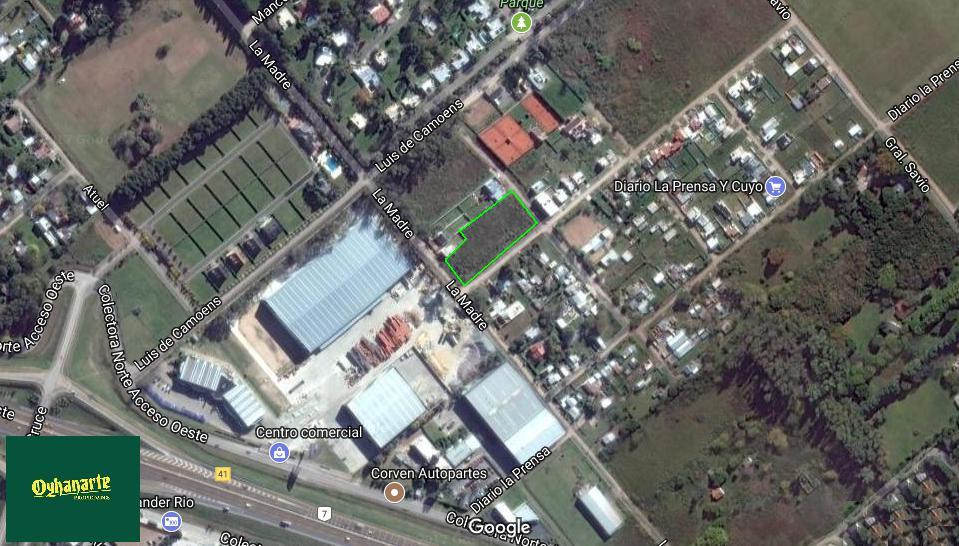 Foto Terreno en Venta en  Moreno ,  G.B.A. Zona Oeste  La Madre esquina Jose Miro