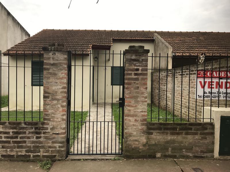 Foto Casa en Venta en  Campana,  Campana  De Los inmigrantes al 1700