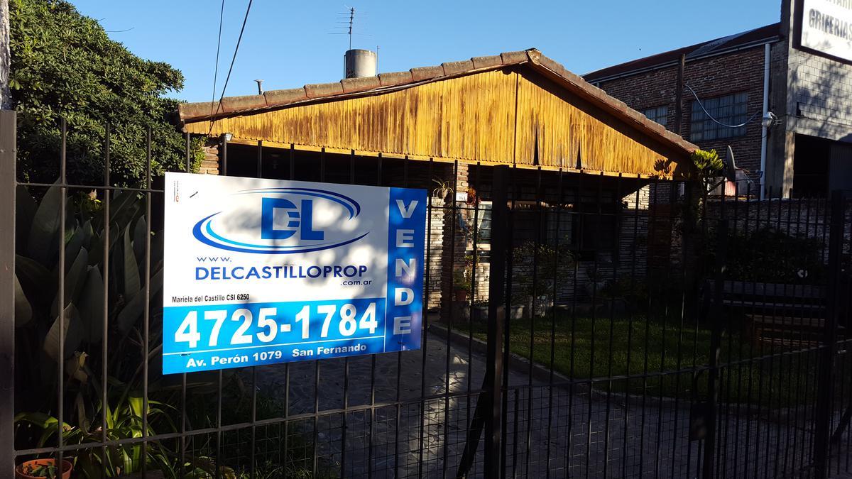 Foto Casa en Venta en  El Talar,  General Pacheco  Independencia al 100