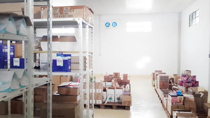Foto Depósito en Venta en  Centro,  General Pico  10 e/ 11 y 13