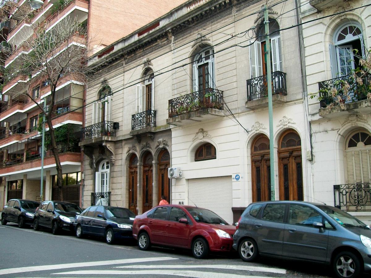 Foto PH en Venta en  Palermo ,  Capital Federal  Vidt al 1600