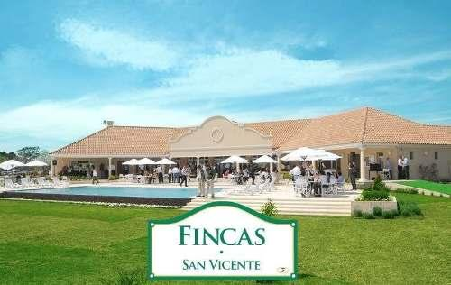 Foto Quinta en Venta en  Canning,  Esteban Echeverria  Fincas de San Vicente