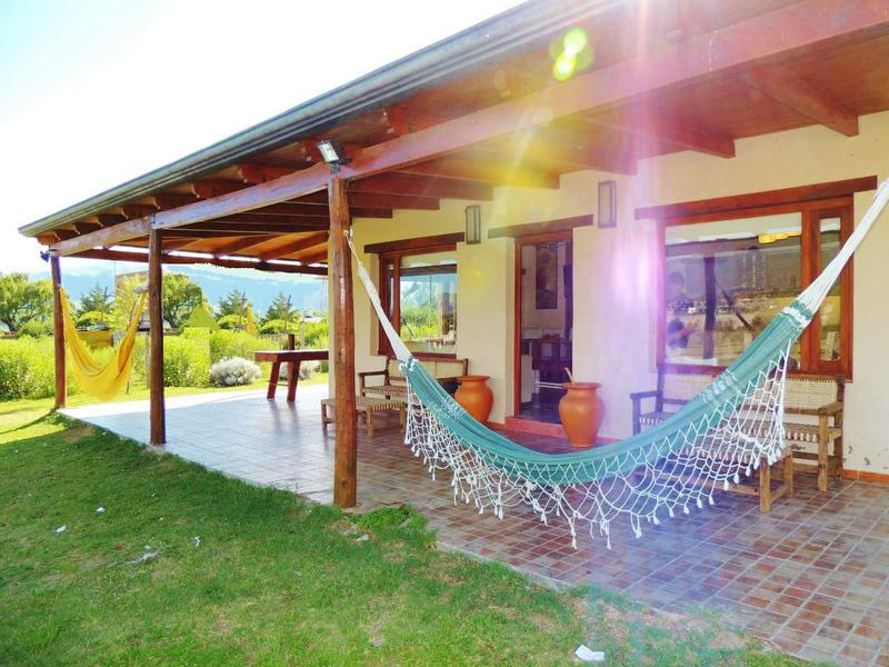 Foto Casa en Alquiler temporario en  Tafi Del Valle ,  Tucumán  Zona Los Cuartos. Hasta 8 personas