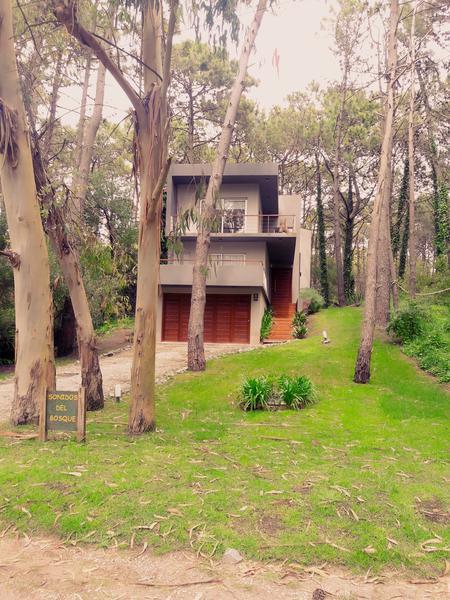 Foto Casa en Alquiler temporario en  Mar De Las Pampas ,  Costa Atlantica  Sonidos del Bosque