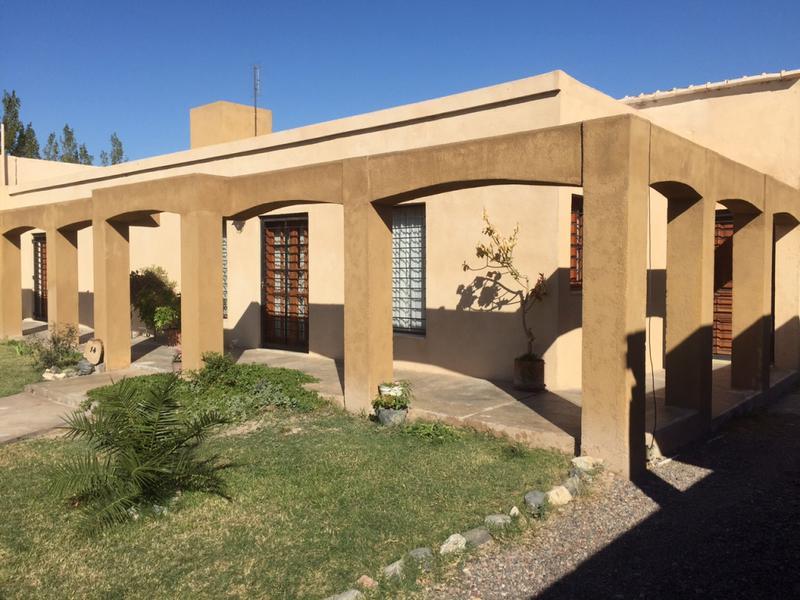 Foto Casa en Venta en  Santa Lucia ,  San Juan  Balcarce sur lote 14 al 500