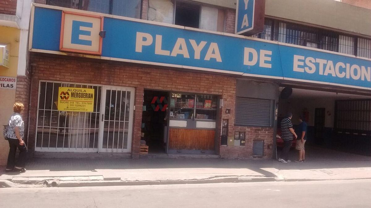 Foto Local en Alquiler en  Centro,  Cordoba  SANTA ROSA al 400