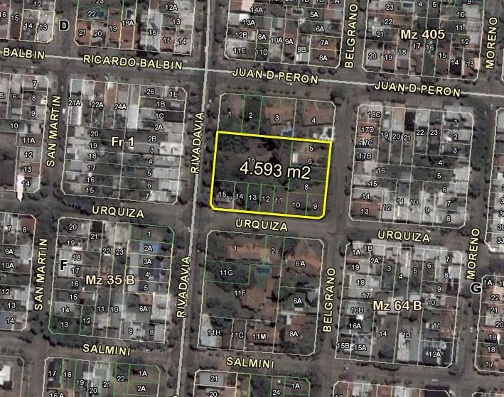 Foto Terreno en Venta en  Centro (Campana),  Campana  Avenida Varela al 1000