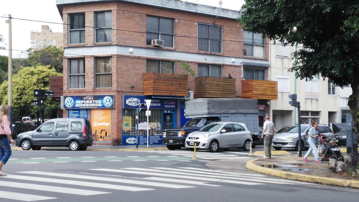 Foto Local en Venta en  Villa Urquiza ,  Capital Federal  La Pampa al 4700