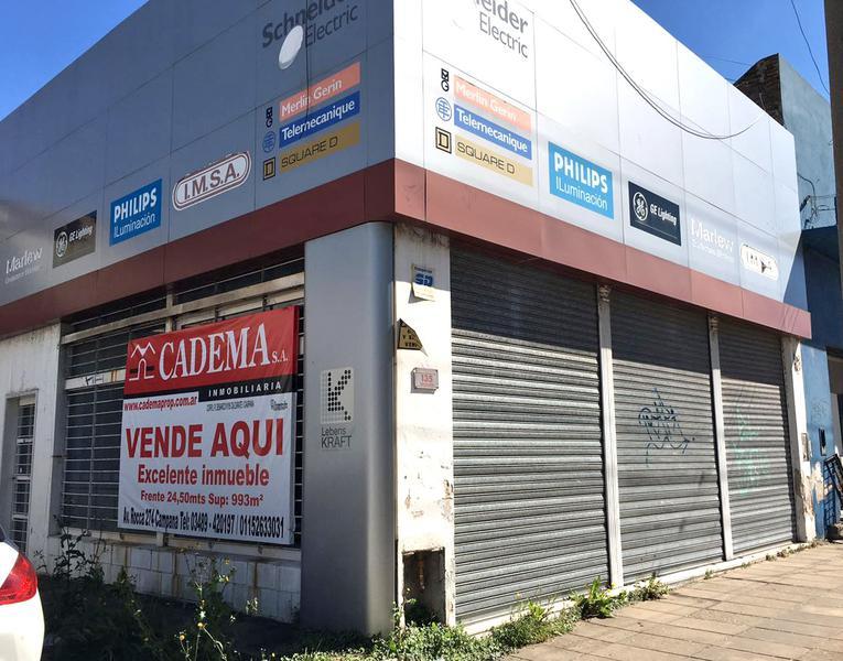Foto Local en Venta en  Centro (Campana),  Campana  Belgrano al 100