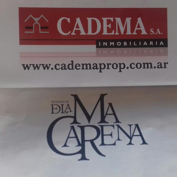 Foto Terreno en Venta en  La Macarena,  Countries/B.Cerrado  Lote en Reventa