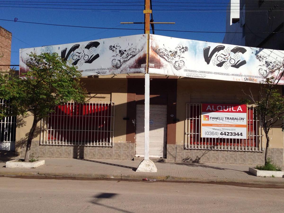 Foto Local en Venta en  Centro,  Presidencia Roque Saenz Peña  San Martin al 1300