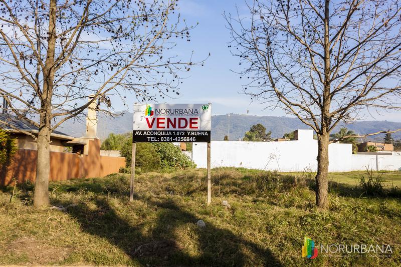 Foto Terreno en Venta en  Yerba Buena ,  Tucumán  Yrigoyen al 100
