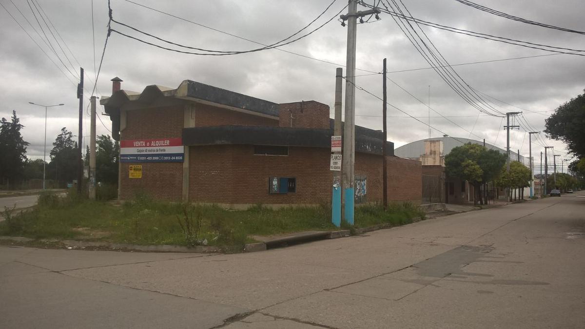 Foto Nave Industrial en Alquiler | Venta en  Ferreyra,  Cordoba  AV. GENERAL SAVIO CNO. INTERFABRICA al 5500