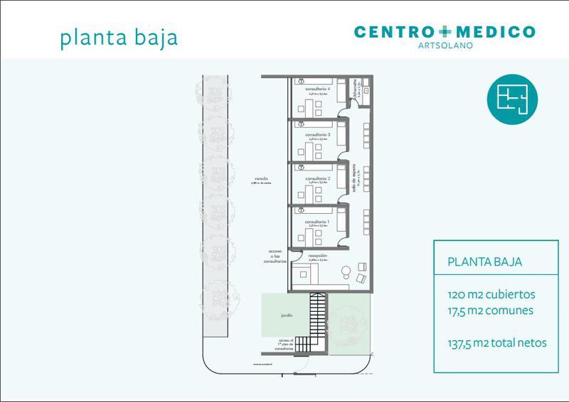 Foto Local en Venta en  Yerba Buena ,  Tucumán  Complejo cerrado - Yerba Buena - Centro Medico ArtSolano