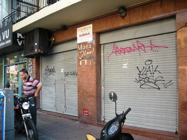 Foto Local en Alquiler en  Palermo Soho,  Palermo  Av. Córdoba y Malabia