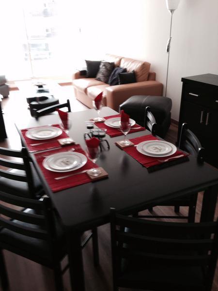 Foto Departamento en Alquiler en  Pocitos Nuevo ,  Montevideo  Excelente apartamento muy bien ubicado en Edificio con todos los servicios.