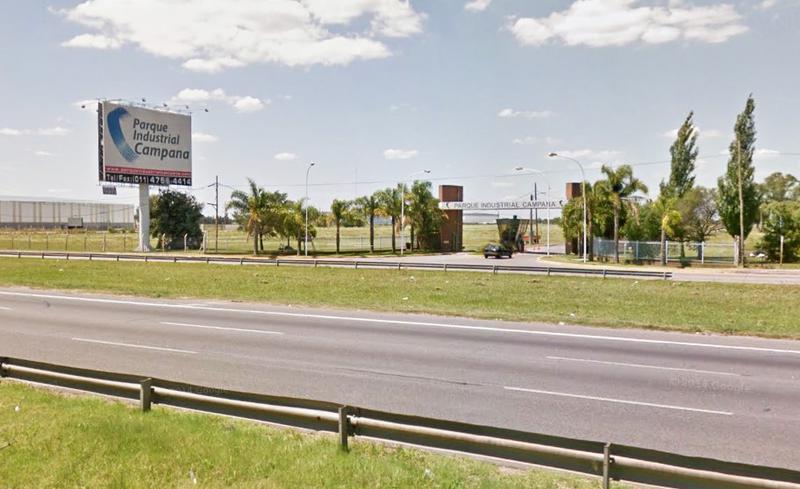 Foto Terreno en Venta en  Campana,  Campana  Parque Industrial Campana Lote 12