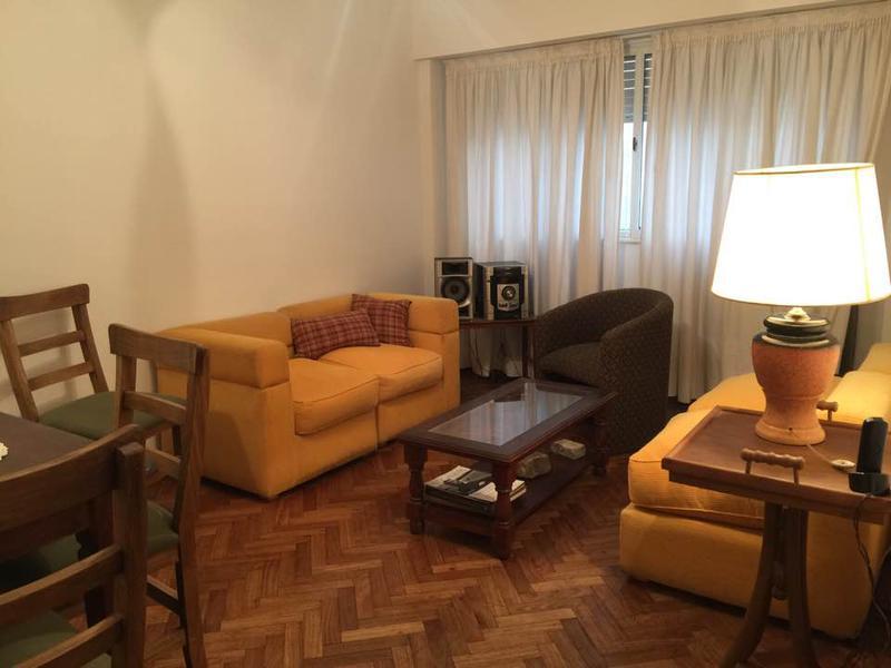 Foto Departamento en Alquiler en  Las Cañitas,  Palermo  Luis Maria Campos al 300