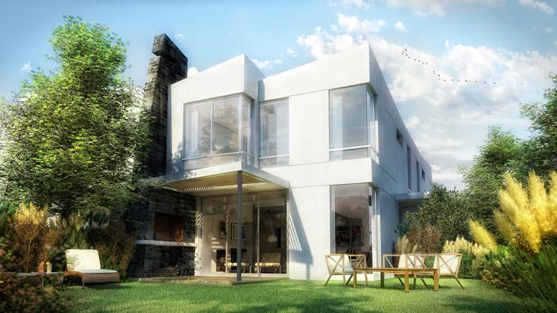 Foto Casa en Venta en  Barra de Carrasco ,  Canelones  Barrio cerrado a estrenar casa, piscina, barbacoa, jardines, excelente !!!
