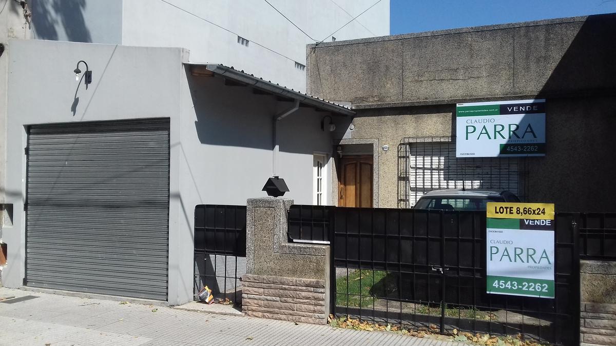 Foto Terreno en Venta en  Saavedra ,  Capital Federal  Ramallo al 4600