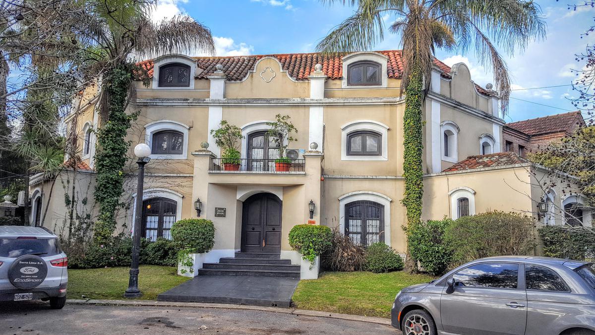Foto Casa en Alquiler en  Las Barrancas,  Countries/B.Cerrado  Las Barrancas - Aguado al 2500