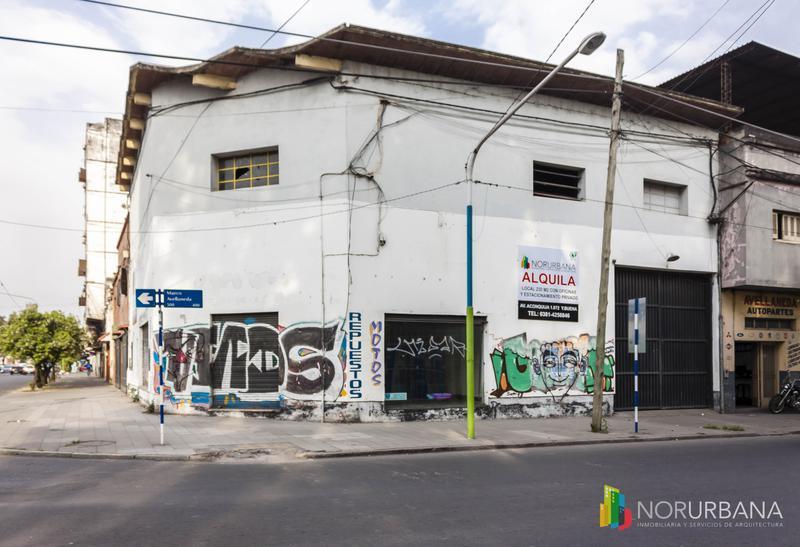 Foto Local en Alquiler en  Capital ,  Tucumán  Santiago al 1100