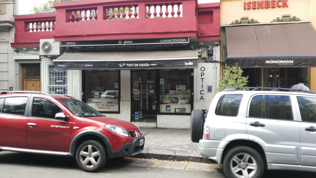Foto Local en Venta en  Palermo Hollywood,  Palermo  Fizt Roy al 1600