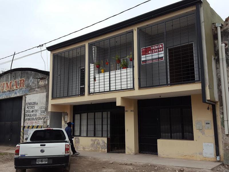 Foto Departamento en Venta en  San Miguel De Tucumán,  Capital  Jujuy al 2900