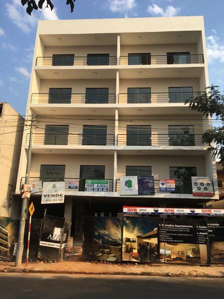 Foto Departamento en Alquiler en  Villa Aurelia,  La Recoleta  Zona Villa Aurelia, Departamento 1B