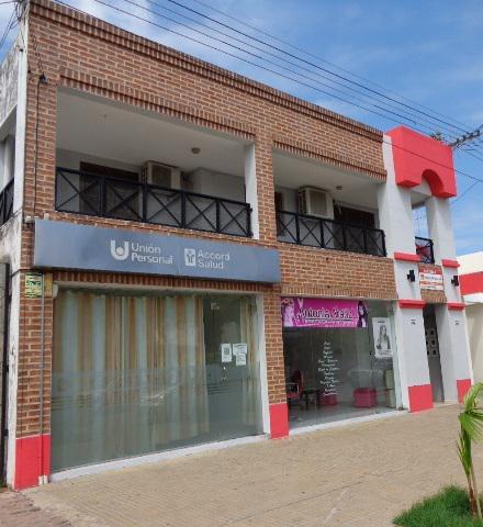 Foto Departamento en Alquiler en  Centro,  Presidencia Roque Saenz Peña  Superiora Palmira al 300