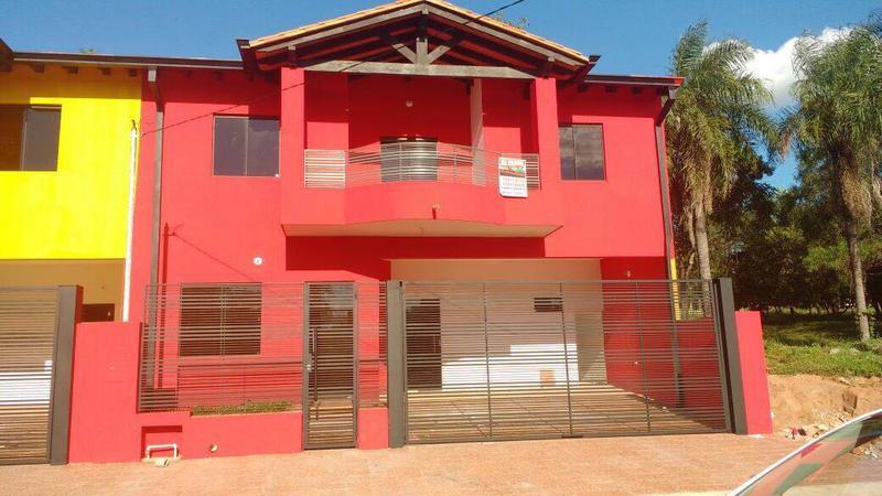 Foto Casa en Alquiler en  Parques del Yacht,  Lambaré  Zona Yacht y Golf Club Paraguayo