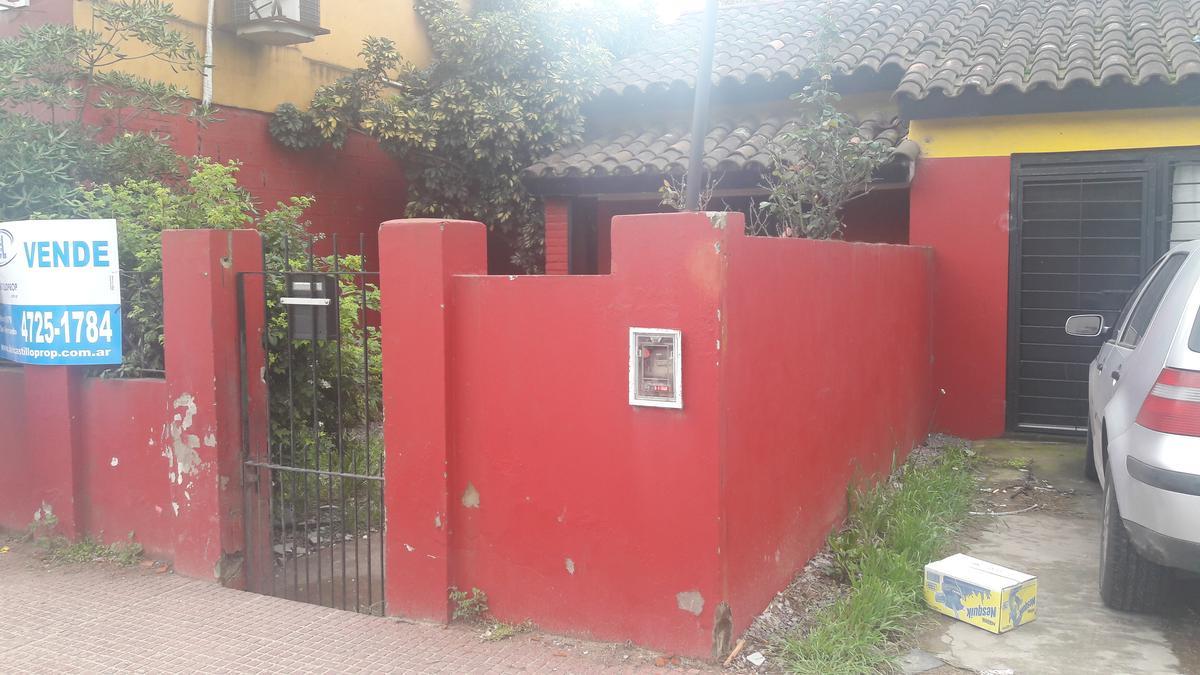 Foto Casa en Venta    en  Rincon De Milberg,  Tigre  Agustin Garcia al 5400