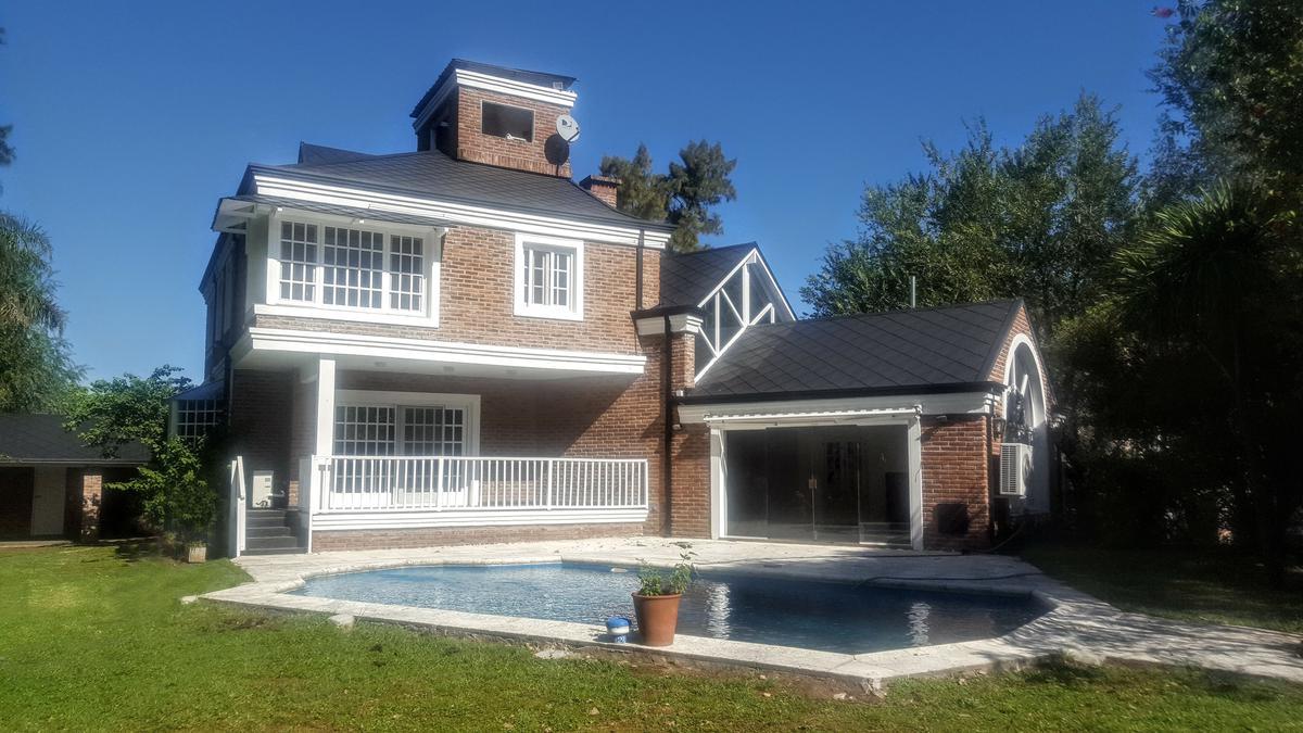Foto Casa en Venta en  Camino Real,  Countries/B.Cerrado  Camino Real 29 y 30