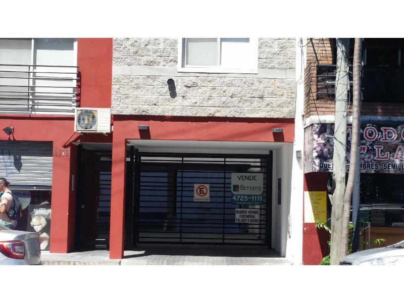 Foto Cochera en Venta en  San Fernando ,  G.B.A. Zona Norte  BRANDSEN 1119, piso -1