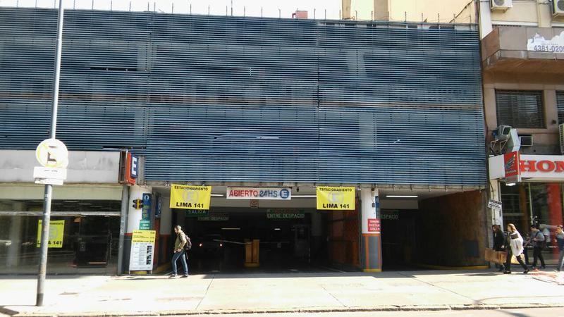 Foto Cochera en Venta | Alquiler en  Monserrat,  Centro  Lima al 100 entre Hipólito Yrigoyen y Alsina