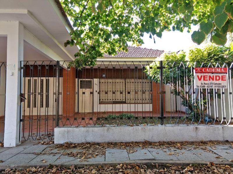 Foto Casa en Venta en  Centro (Campana),  Campana  Bertolini al 700