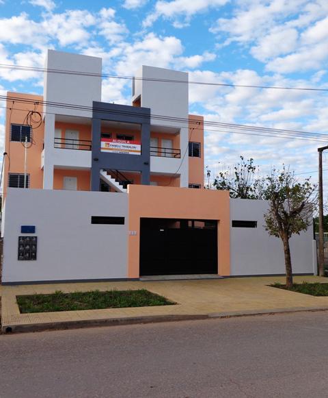 Foto Departamento en Alquiler en  Centro,  Presidencia Roque Saenz Peña  Rodriguez Peña al 1100