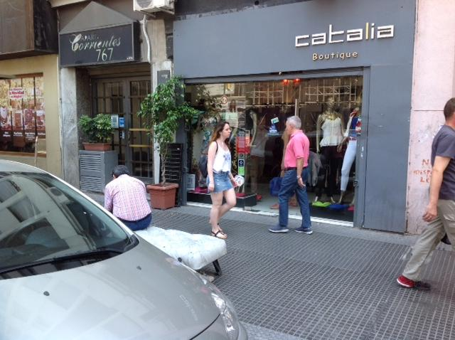 Foto Local en Alquiler en  Centro ,  Capital Federal  Av.Corrientes al 700