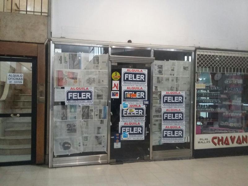 Foto Local en Alquiler en  Centro,  San Miguel De Tucumán  Galería San Martín
